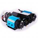 HF 12v kahe kolviga kompressor