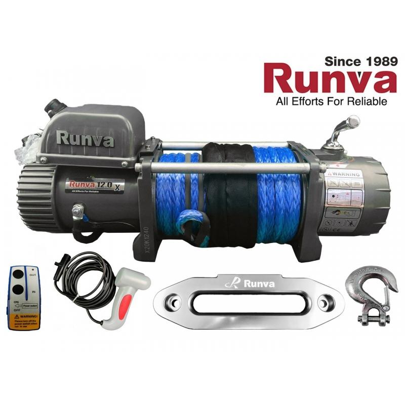 Runva EWX12000 12X Nööriga (5443kg)