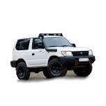Toyota Land Cruiser 90 snorkel